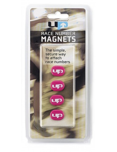 MAGNETIC RACE NUMBER HOLDERS PINK /...