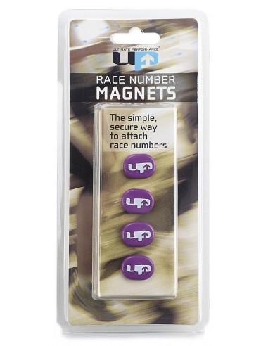 MAGNETIC RACE NUMBER HOLDERS PURPLE/...