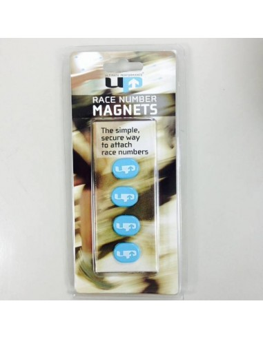 MAGNETIC RACE NUMBER HOLDERS / IMANES...