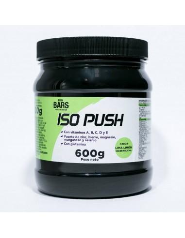 ISO PUSH LIMON Y MENTA 600GR