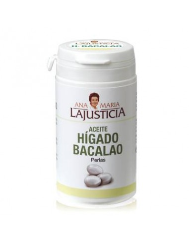 HIGADO BACALAO 90 perlas