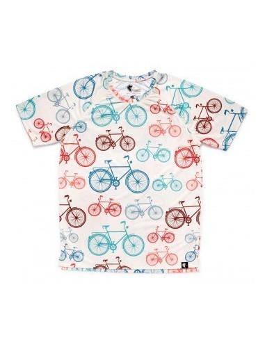 Camiseta M/C hombre Bike