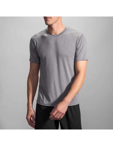 Camiseta M/C BROOKS Distance Short Sleeve