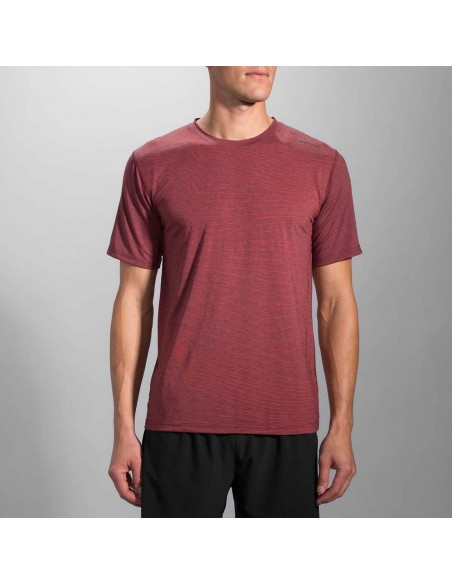 Camiseta Brooks Distance Short Sleeve