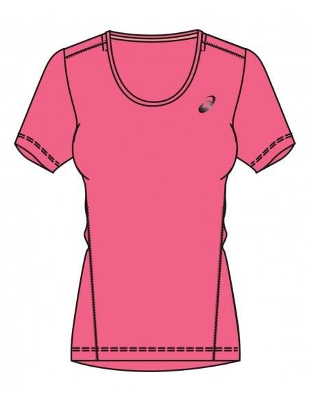 Camiseta Asics SS Top Women