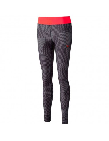 Mallas  Mizuno Phenix Printed Long Tights