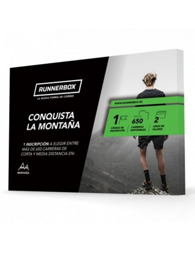 Experiencia RunnerBox: Conquista la Montaña