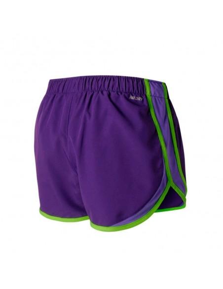Pantalón corto running New Balance