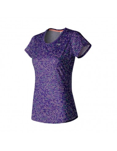 Camiseta running New Balance Accelerate SS