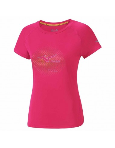 Camiseta Mizuno Core Graphic Tee W