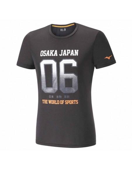 Camiseta Mizuno Heritage 06 Tee
