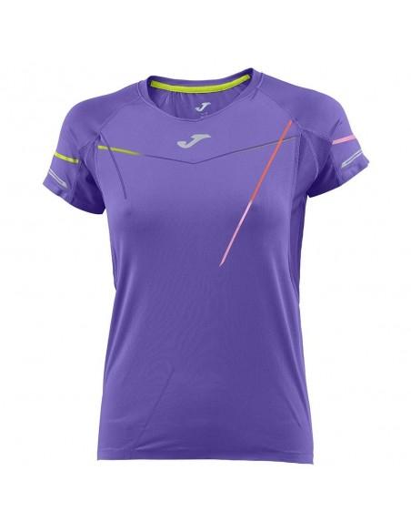 Camiseta Running Joma Olimpia Flash Mujer