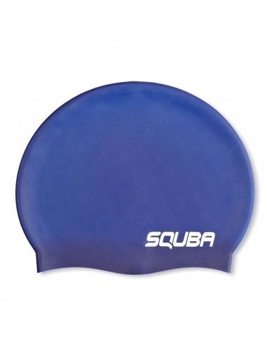 Gorro natación silicona SQUBA