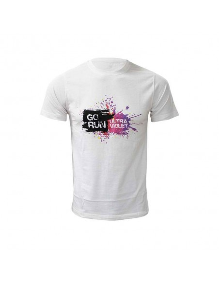 Camiseta manga corta Go Run