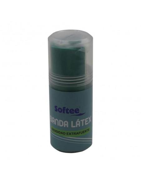 Banda de látex densidad media en tubo