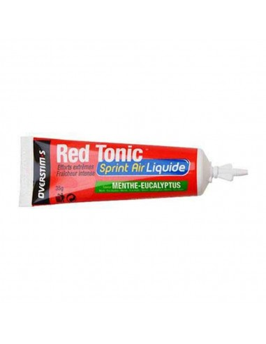 Gel líquido red tonic Overstims