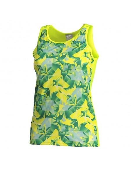 Camiseta tirantes mujer Joma Tropical