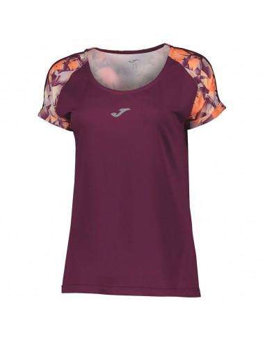 Camiseta running mujer JomaTropical