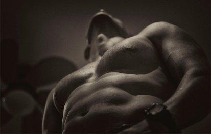 entrenar desnudo