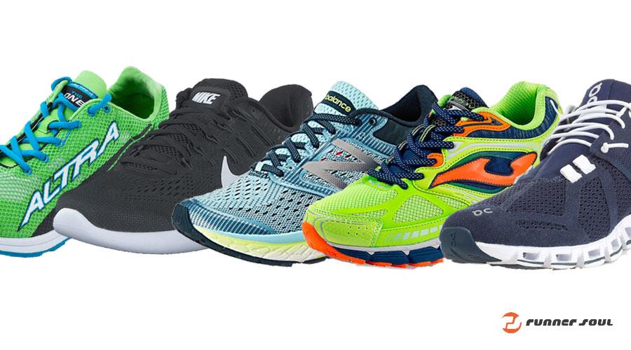 d954ab62f87 Parte II – Tipos de amortiguación de las principales marcas en Zapatillas  de Running