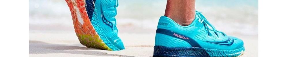 Zazpatillas modelos exclusivos de mujer. Con infinidad de colores y marcas.
