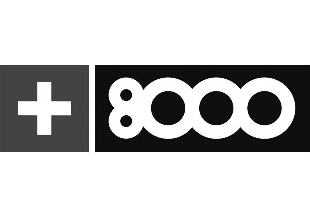 +8000